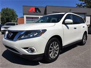 2015 Nissan Pathfinder AWD 7 PASSAGERS