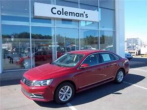 NEW 2016 Volkswagen Passat 1.8 Tsi - Winter wheels & tires incl.
