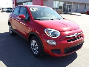 2016 FIAT 500X Pop ROUGE AIR CLIM