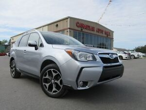 2015 Subaru Forester XT LIMITED AWD, TECH, NAV, ROOF, LEATHER!