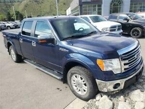 2013 Ford F-150 CREW CAB 4X4 6.5 BOX LARIAT LOADED VERY NICE!!