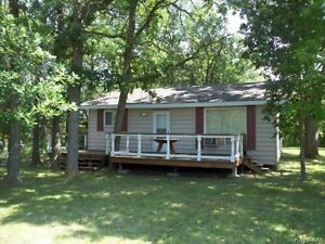 Cottage for rent--Patricia Beach