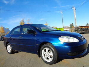 2007 Toyota Corolla LE SPORT-SUNROOF--EXCELLENT SHAPE IN AND OUT