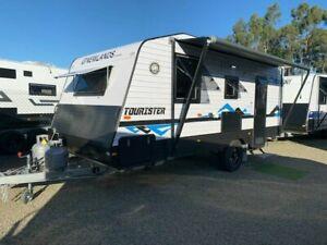 2020 Newlands TOURISTER 550 Caravan Eden Bega Valley Preview