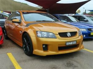 2010 Holden Commodore VE II SS Gold 6 Speed Sports Automatic Sedan