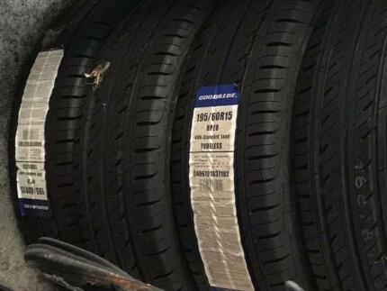 TYRES SET OF 4 FROM $100.00