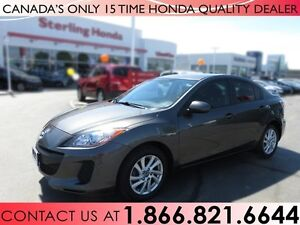 2013 Mazda3 GS-SKY | NO ACCIDENTS | 1 OWNER