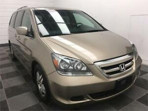 2006 Honda Odyssey EX-L Leather! Heated Seats! Clean Title!