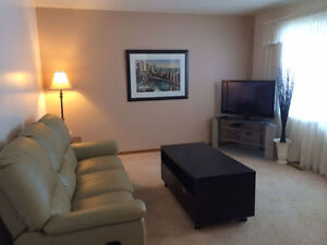 Fully Furnished utilities, high speed internet and cable incl