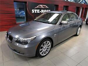 2010 BMW 5-Series 535i xDrive, NAVIGATION, CAMERA 175$/2sem.