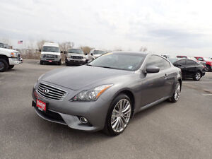 2009 Infiniti G37x Coupe - Finance for $119 Bi-Weekly!