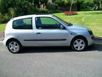 FOR SALE RENAULT CLIO DYNAMIC 2003-53 1.4 mint condition