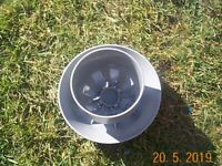 Hepworth 110mm Extract cowl + balloon grate, vent soil rain hat £5. Collect from Pontardawe SA8.