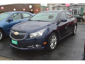 2011 Chevrolet Cruze LTZ - YOURS TODAY for $62/week