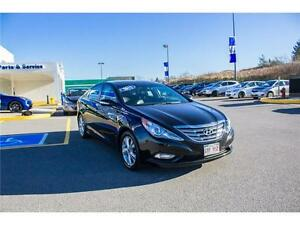 2011 Hyundai Sonata LIMITED! LEATHER! NAV! SUNROOF!