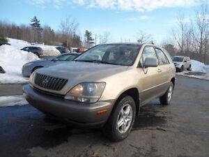 RARE!!! Lexus RX330 rx, leather, awd, loaded, Lexus RX330 rx