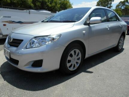 2007 Toyota Corolla ZRE152R Ascent Silver 4 Speed Automatic Sedan Woodville Charles Sturt Area Preview