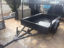 7 x 4 HEAVY DUTY Trailer with Long Draw Bar & Rego Gosnells Gosnells Area Preview