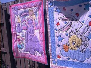quilts for showers,birthdays, xmas, any size you would like Windsor Region Ontario image 3