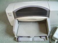 HP DeskJet 895cxi PROFESSIONAL SERIES PRINTER