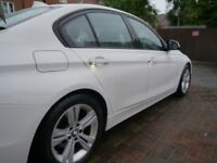 WHITE BMW 3 SERIES 320I EXCELLENT CONDITION