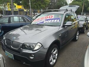 2010 BMW X3 E83 MY09 xDrive 20D Lifestyle Grey 6 Speed Steptronic Wagon Nailsworth Prospect Area Preview