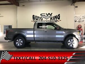 2014 Ford F-150 FX4 / 4x4 / Heated Leather/Lift/Rubber/Finance