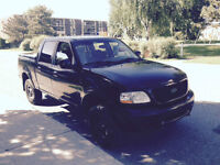 2002 Ford F-150 King Ranch Pickup Truck $4500 (Negotiable)