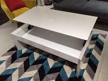 Domayne Connex Lift-Top Coffee Table RRP $499 Rouse Hill The Hills District Preview