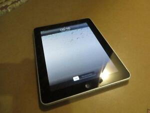 Ipad 1ere gen 64 GB (i007573)