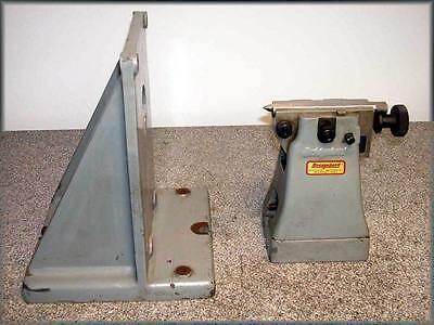 Bridgeport Right Angle Bracket Tailstock Wcenter Riser Inv.207