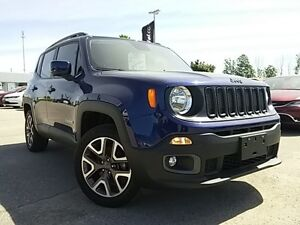 2016 Jeep Renegade North 0% Financing For Up To 60 Months!