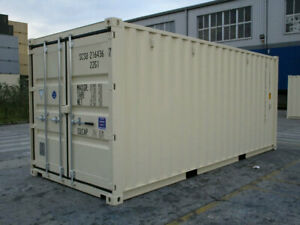 NEW 20' CONTAINER BLOWOUT SALE!!!!