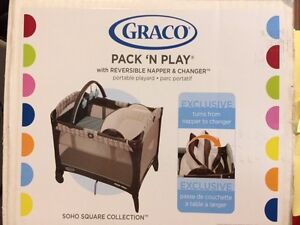 Graco Pack n Play Lounger