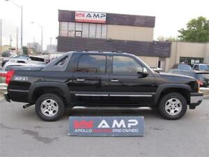 2006 Chevrolet Avalanche CHROME ALLOYS 100% CERTIFIED