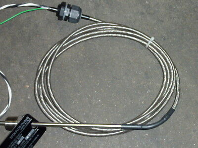 New Abb 2011905-026 10 Rtd Thermal Probe Assembly 12 Npt Model 3141b