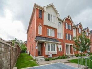 3BR 3WR Condo Town... in Brampton near Queen/Kennedy
