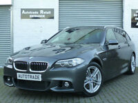 2015 65 BMW 525 2.0TD ( 218bhp ) Touring Auto d M Sport for sale in AYR