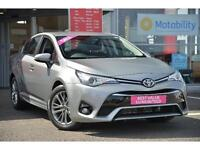 Toyota Avensis D-4D BUSINESS EDITION (grey) 2016-03-31