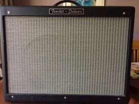 Fender Hot Rod Deluxe Guitar Amplifier.