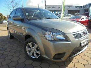 2011 Kia Rio JB MY11 S Silver 4 Speed Automatic Hatchback Greenway Tuggeranong Preview