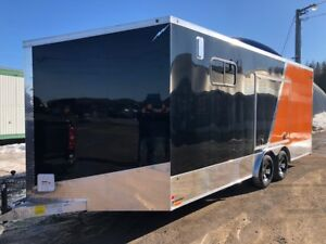 *NEW* 20 FT Lightening Car Hauler Trailer
