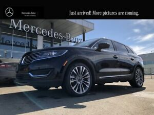 2016 Lincoln MKX Reserve Heated Leather Seats CAM NAV