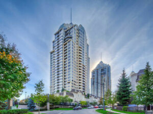 Great 1 Den Condo by Bayview Subway