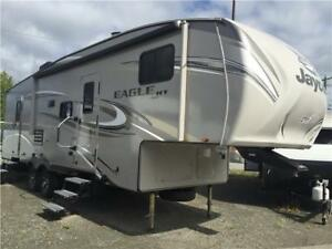 2017 Jayco Eagle 26.5BHS 5th wheel