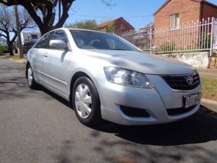 2007 Toyota Aurion Sedan Blair Athol Port Adelaide Area Preview