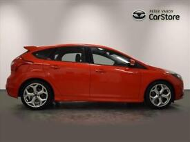 2015 FORD FOCUS DIESEL HATCHBACK