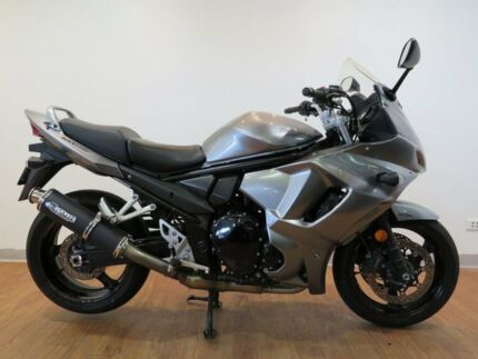 2010 Suzuki GSX1250FA 1250CC 1255cc Slacks Creek Logan Area Preview