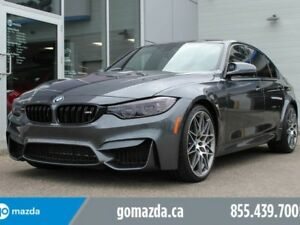 2017 BMW M3 M3 425 HP COMPETITION PREMIUM PKG