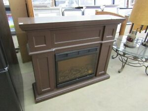 Mantel Fireplace Online Auction Bidding Closes Thurs May 5 @ 12